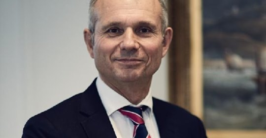 David Lidington Space Aylesbury