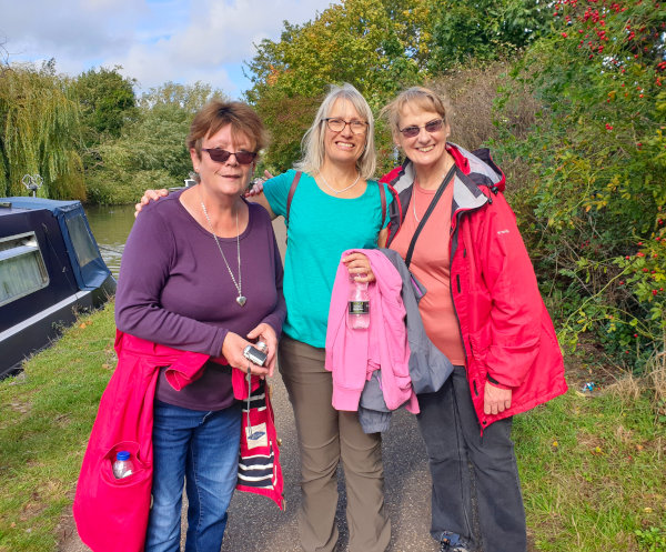 Autumn Fundraising Walk