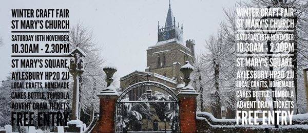 St. Mary's Church Winter Craft Fair 2019