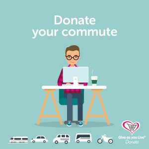 Donate Your Commute