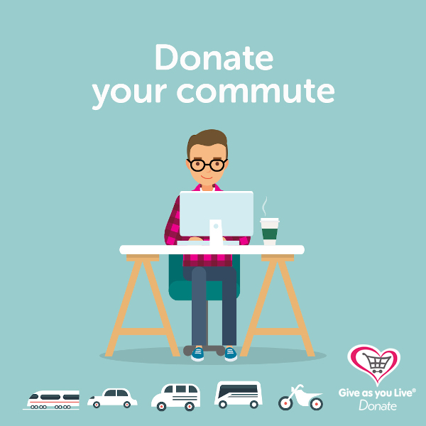 Donate Your Commute Space Aylesbury
